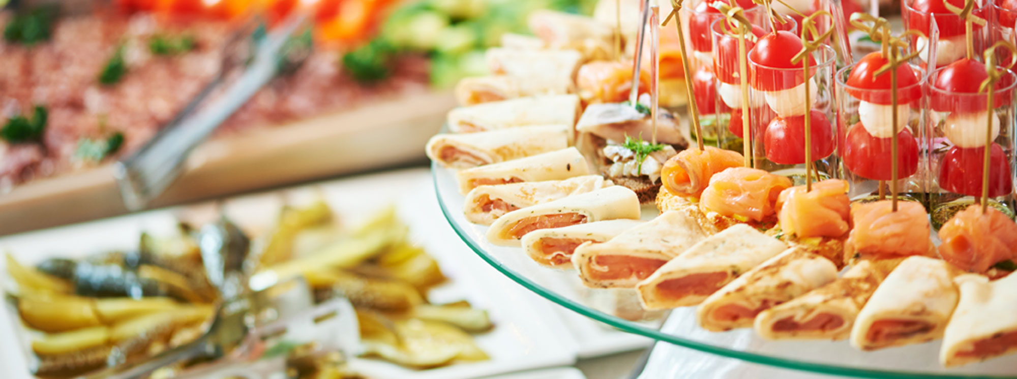 catering roma a domicilio