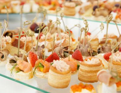 Esempi catering Roma